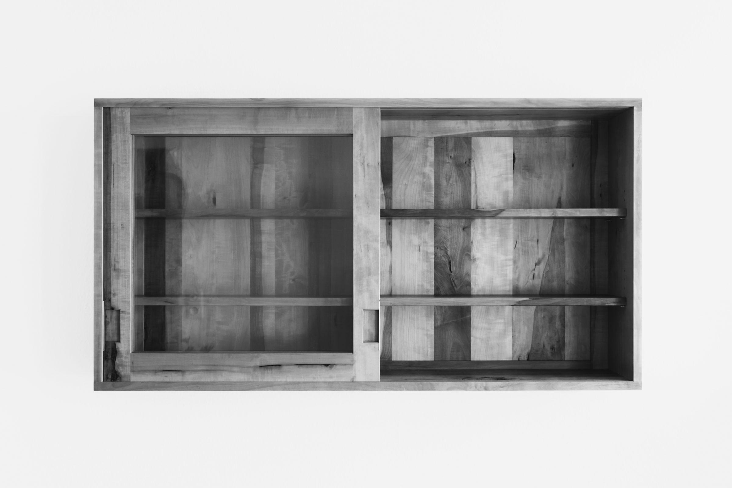 Möbel Glasschrank
