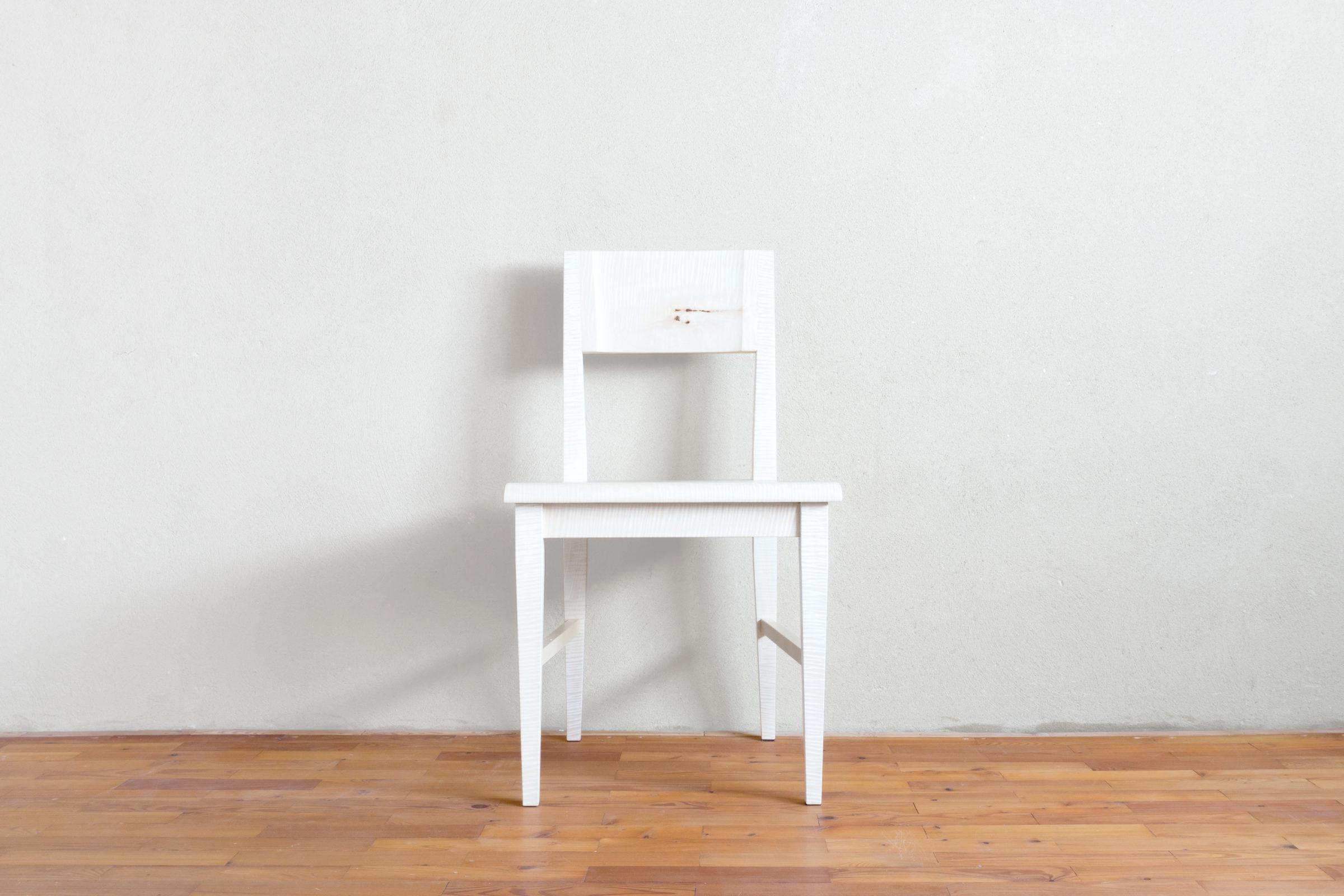 Stuhl, Massivholzmöbel handgemacht, Hochwertige Möbel aus Massivholz, Holzoberflächen handgehobelt, Einzelmöbelstücke, The Trees of Life
